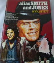 Alias Smith and Jones Annual 1976 - 1977 #1977