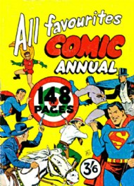 All Favourites Comic 1957 - 1975 #1