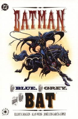 Batman: the Blue, the Grey and the Bat