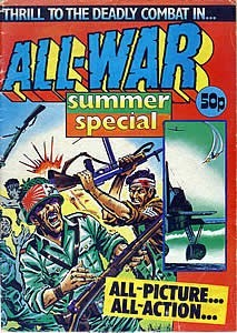 All War Summer Special #1982
