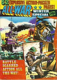 All War Winter Special 1982 #1982