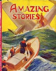 Amazing Stories Annual 1944 #1944