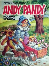 Andy Pandy Holiday Special 1980 #1980