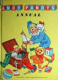Andy Pandy's Annual 1958 - 1981 #1958