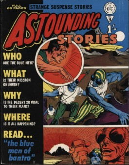 Astounding Stories #3