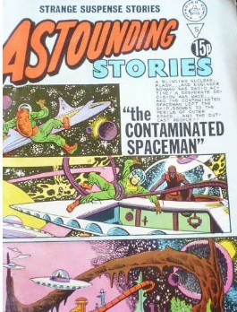Astounding Stories #4