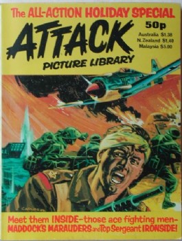 Attack Picture Library Holiday Special #1