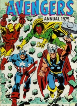 Avengers Annual #1975