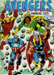 Avengers Annual 1975 - 1978 #1975