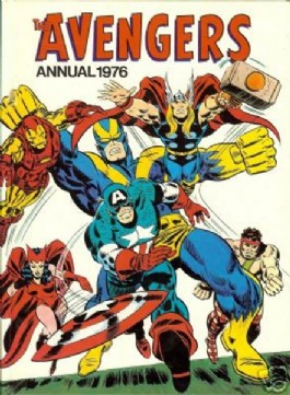 Avengers Annual #1976