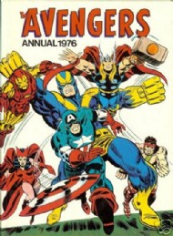 Avengers Annual 1975 - 1978 #1976