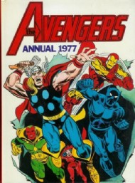 Avengers Annual 1975 - 1978 #1977