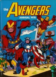 Avengers Annual 1975 - 1978 #1978