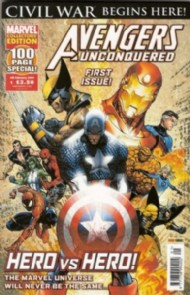 Avengers Unconquered 2009 - 2012 #1
