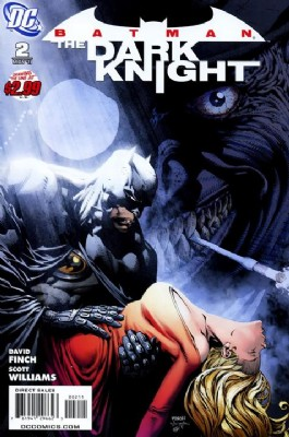 Batman: the Dark Knight #2
