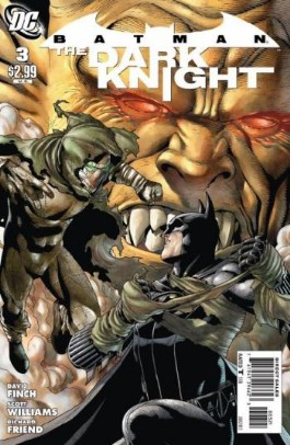 Batman: the Dark Knight #3