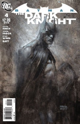 Batman: the Dark Knight #4