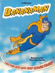 Bananaman Annual 1984 - 1987 #1984