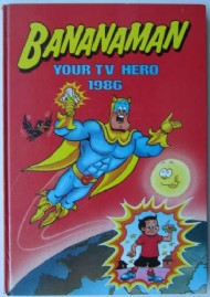 Bananaman Annual 1984 - 1987 #1986