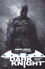 Batman: the Dark Knight - Golden Dawn 2012 #1