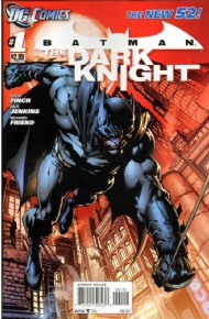 Batman: the Dark Knight (2nd Series) 2012 - 2014 #1