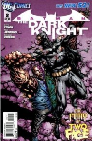 Batman: the Dark Knight (2nd Series) 2012 - 2014 #2