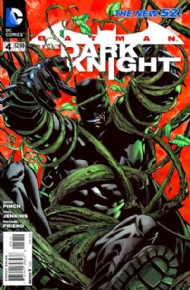 Batman: the Dark Knight (2nd Series) 2012 - 2014 #4