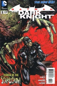 Batman: the Dark Knight (2nd Series) 2012 - 2014 #5