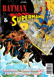Batman & Superman 1994 - 1995 #8