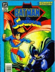 Batman & Superman Summer Special 1990 #1