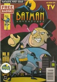 Batman Adventures 2003 - 2004 #1