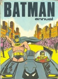 Batman Annual 1959 - 2009 #1969