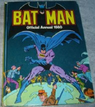 Batman Annual 1959 - 2009 #1980