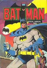 Batman Annual 1959 - 2009 #1982