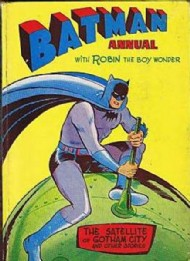 Batman Annual 1959 - 2009 #1962
