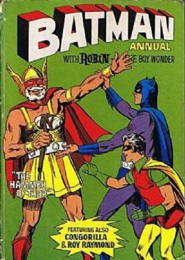 Batman Annual #1963