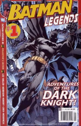 Batman Legends (2nd Series) #1