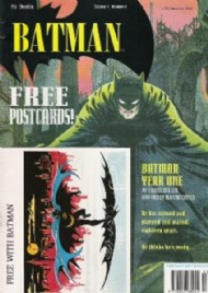 Batman Monthly (2nd Series) 1993 - 1994 #1