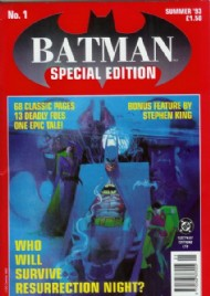 Batman Special Edition 1993 - 1994 #1