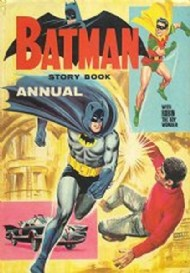Batman Storybook Annual 1967 - 1970 #1968