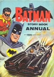 Batman Storybook Annual 1967 - 1970 #1969