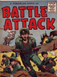Battle Attack 1953 #1