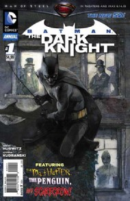 Batman: the Dark Knight (2nd Series) Annual 2013 #1