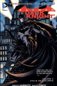 Batman: the Dark Knight (2nd Series): Cycle of Violence 2013 #2