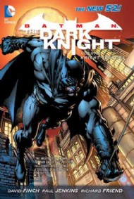 Batman: the Dark Knight (2nd Series): Knight Terrors 2012 #1