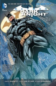 Batman: the Dark Knight (2nd Series): Mad 2014 #3