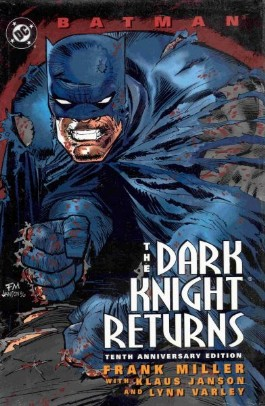 Batman: the Dark Knight Returns 10th Anniversary Special
