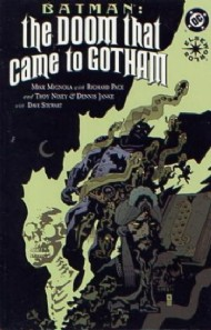 Batman: the Doom That Came to Gotham 2000 - 2001 #2