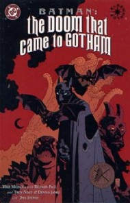 Batman: the Doom That Came to Gotham 2000 - 2001 #3