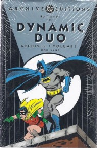 Batman: the Dynamic Duo Archives 2003 #1